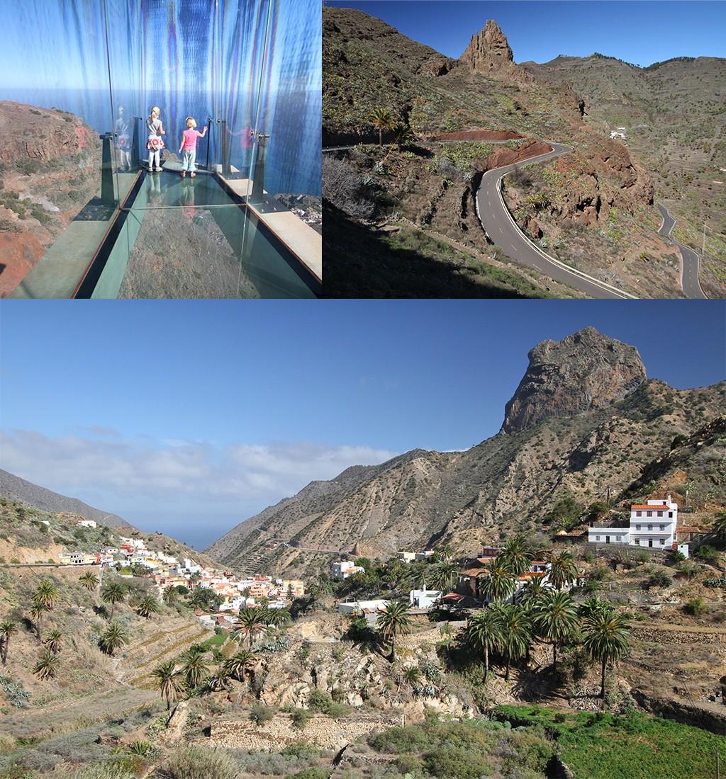 roadtrip La Gomera langs uitzichtpunten