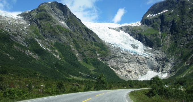 roadtrip Noorwegen - route vol afwisseling