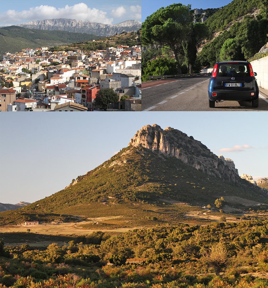 roadtrip Sardinië - route vanuit Alghero