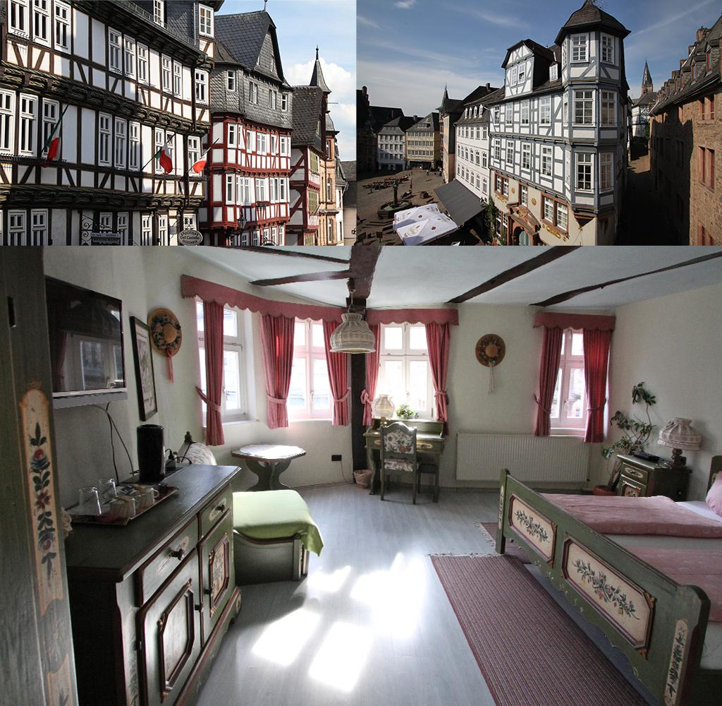 romantische accommodatie Marburg