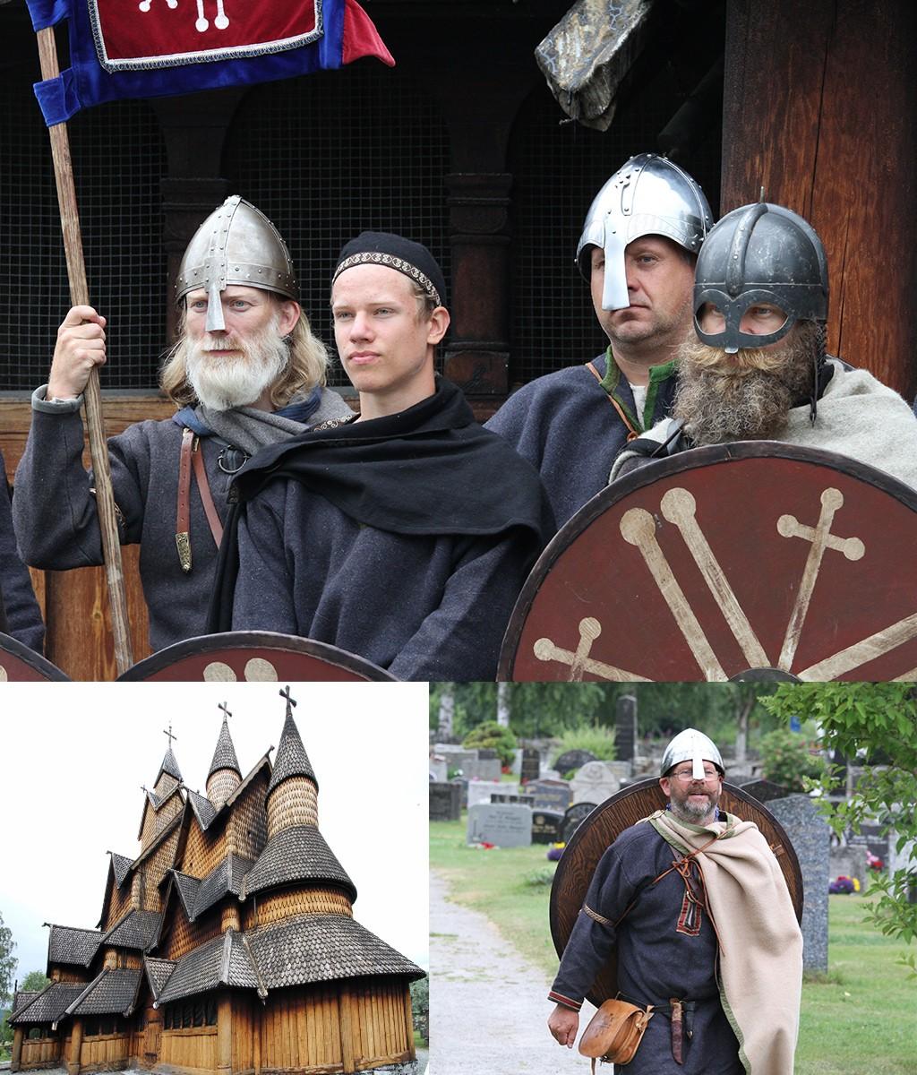 rondreis Noorwegen - Notodden