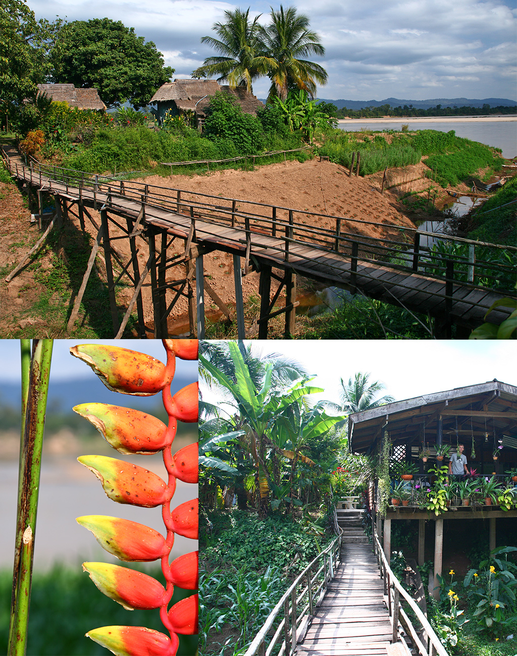Accommodatie rondreis Thailand