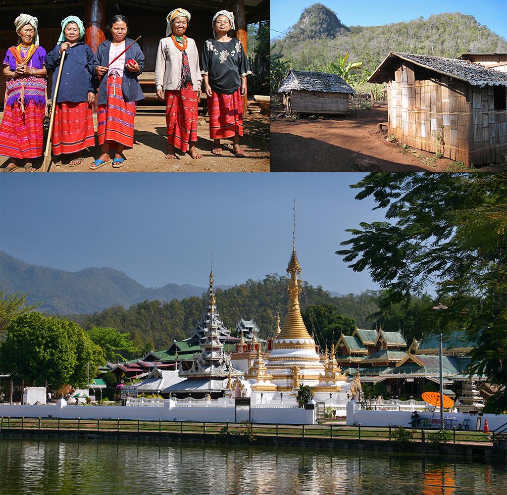 route Thailand rondreis - Mae Hong Son