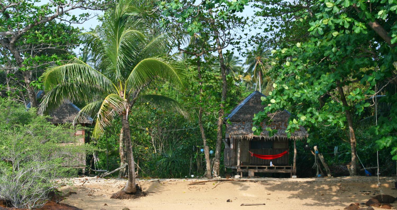 route Thailand rondreis
