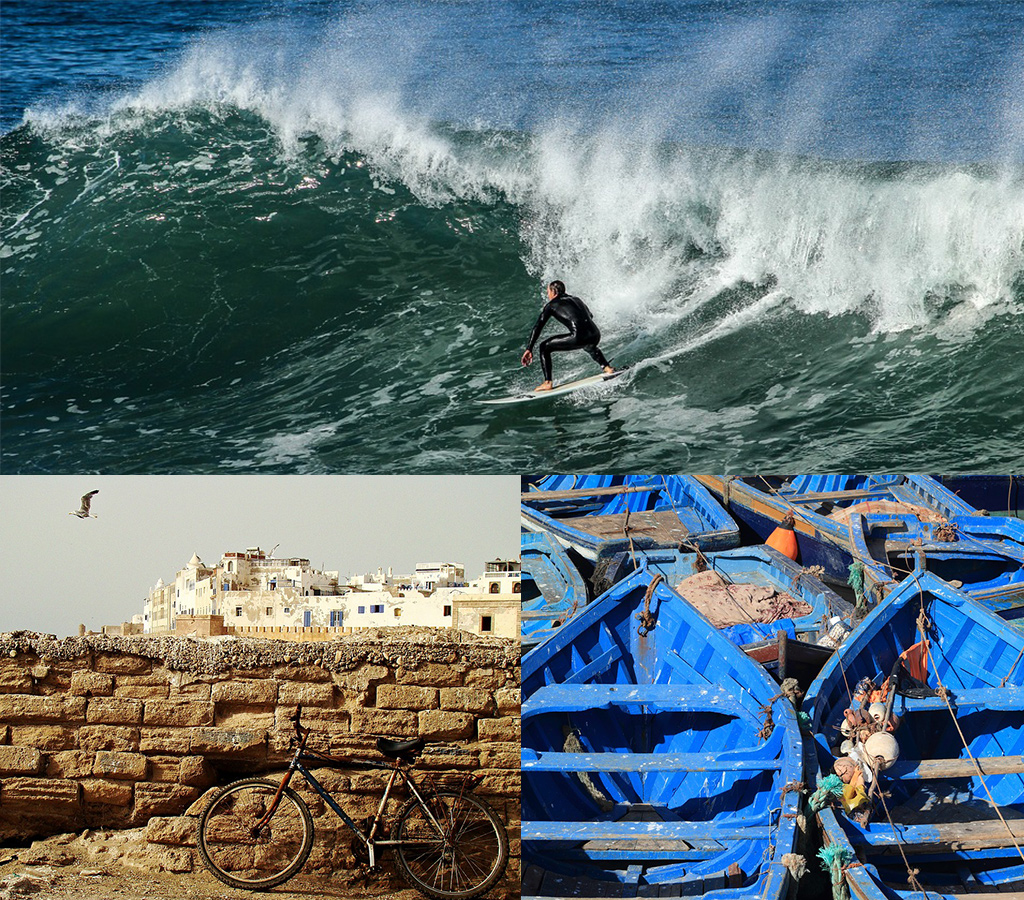 ruil Agadir voor Essaouira
