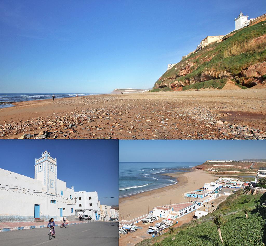 ruil Agadir voor Sidi Ifni