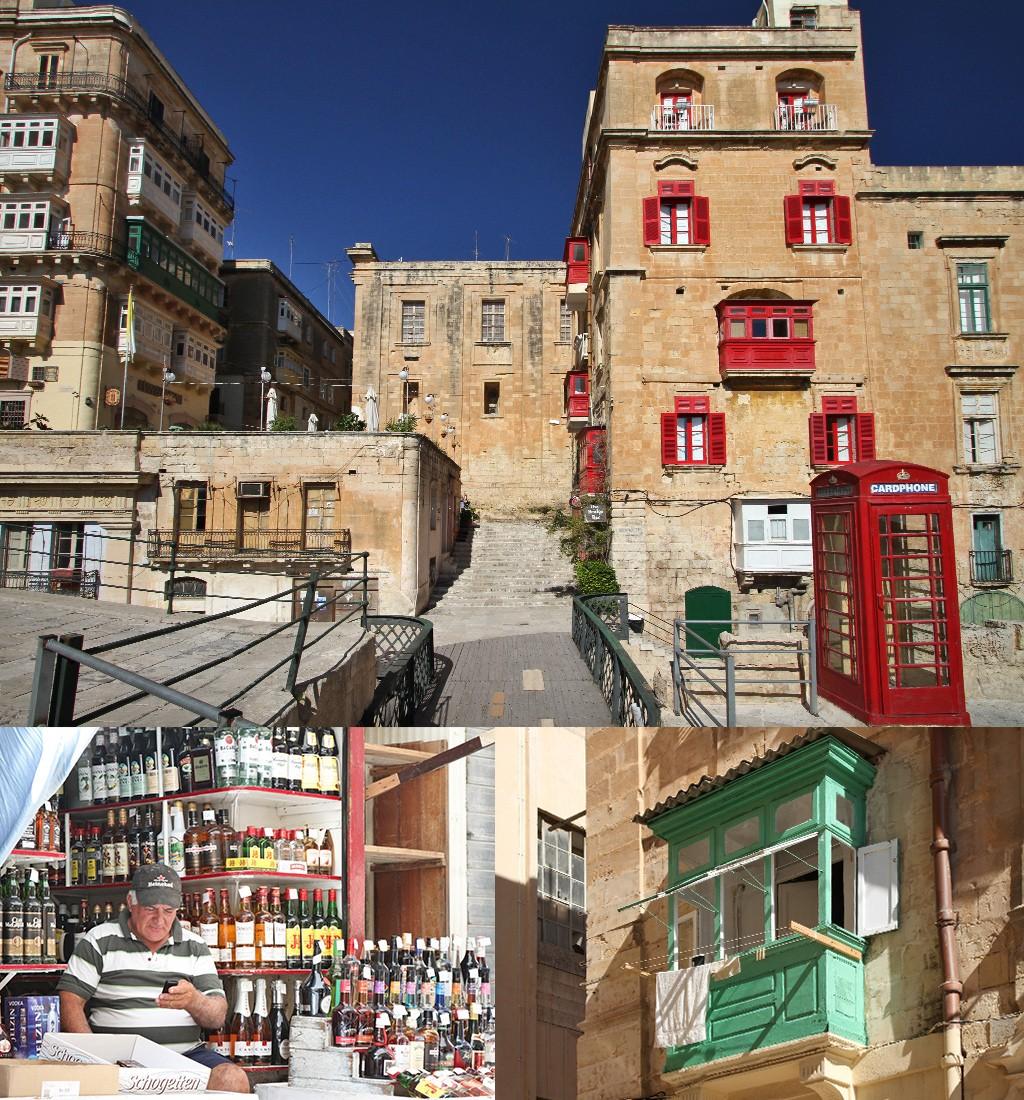 sfeervol Valletta