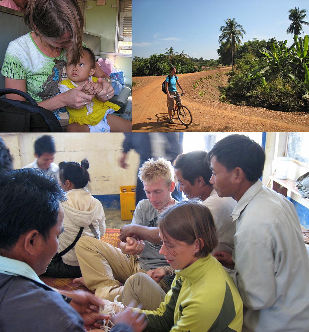 slow travel Thailand Laos