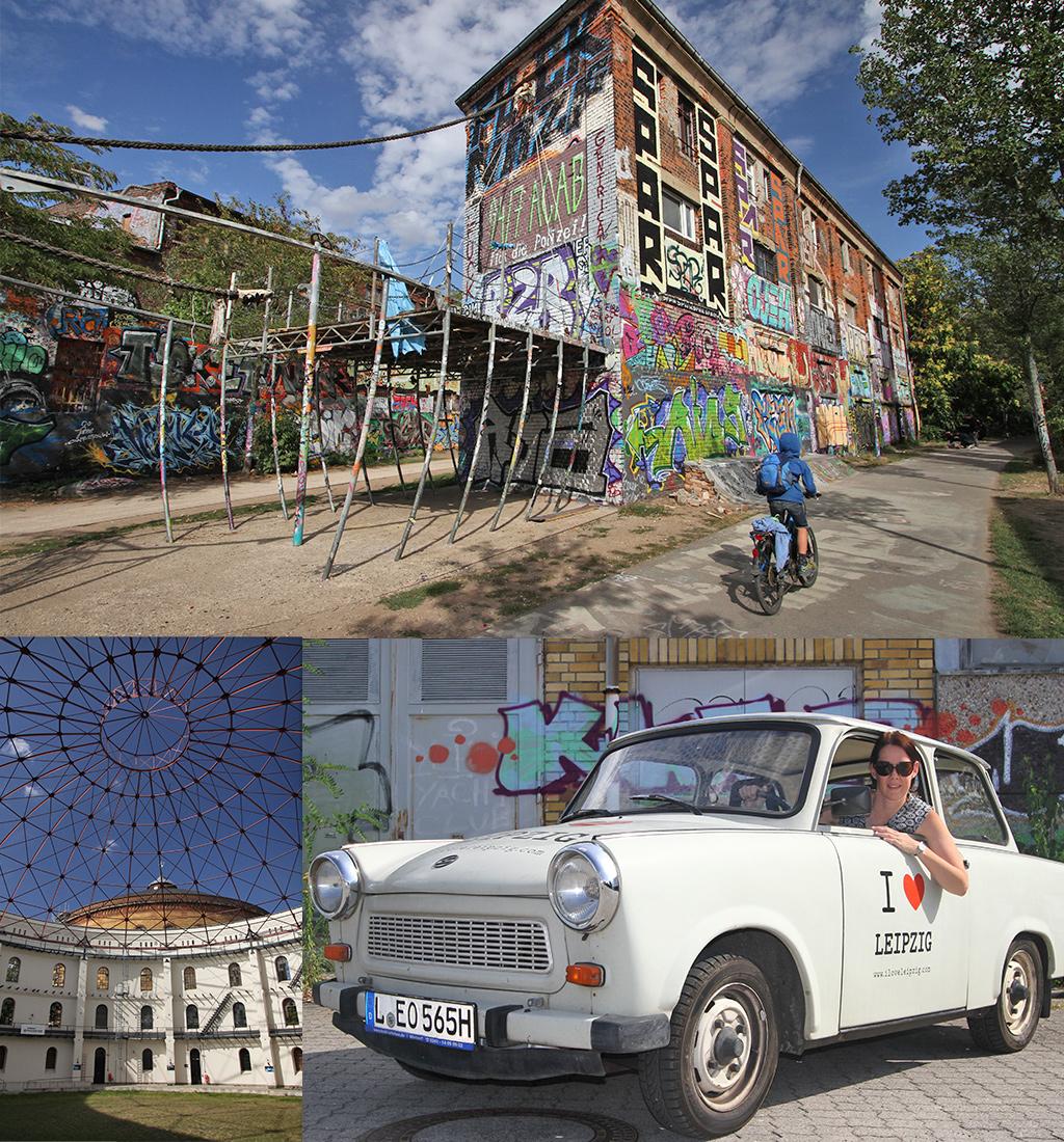 stedentrip Leipzig