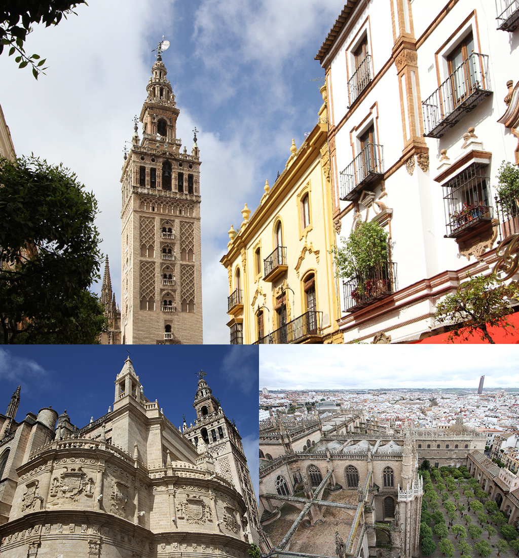 stedentrip Sevilla met kinderen - kathedraal