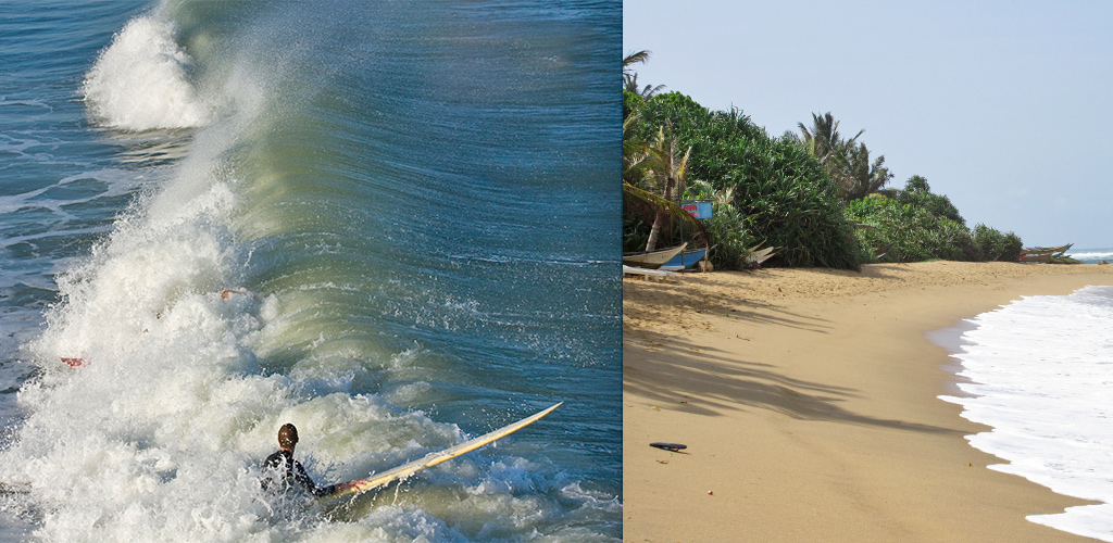 strand Sri Lanka Arugam Bay