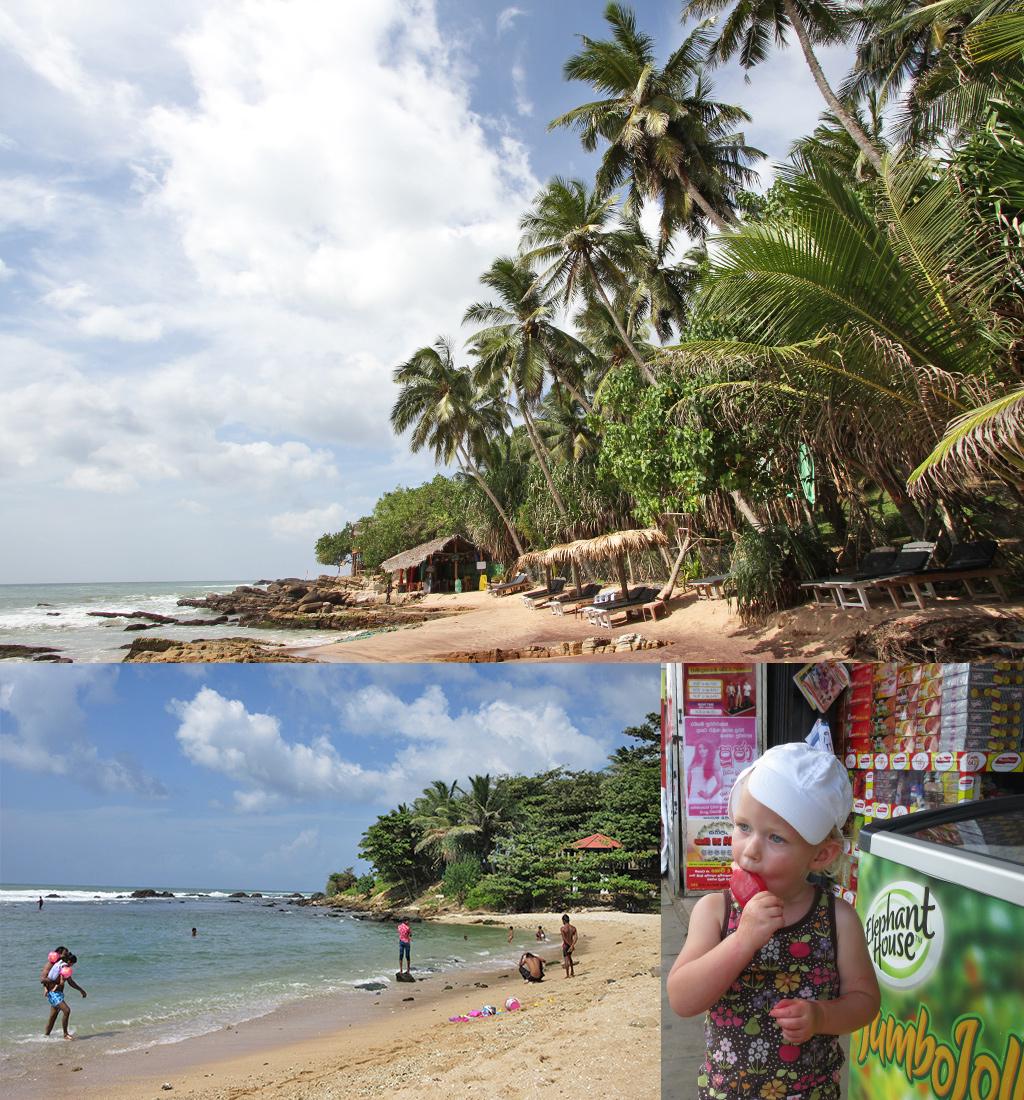 strand Sri Lanka Tangalle