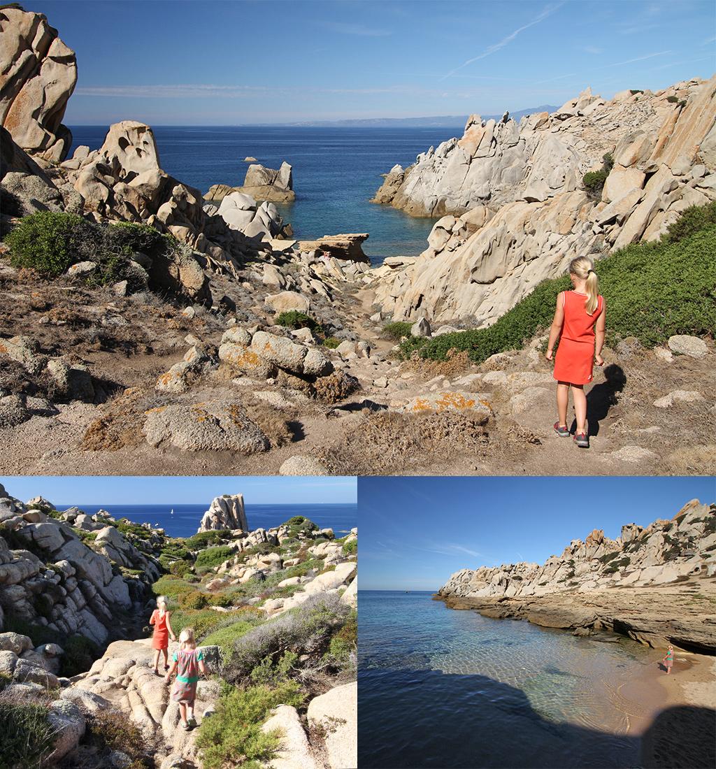 stranden Capo Testa