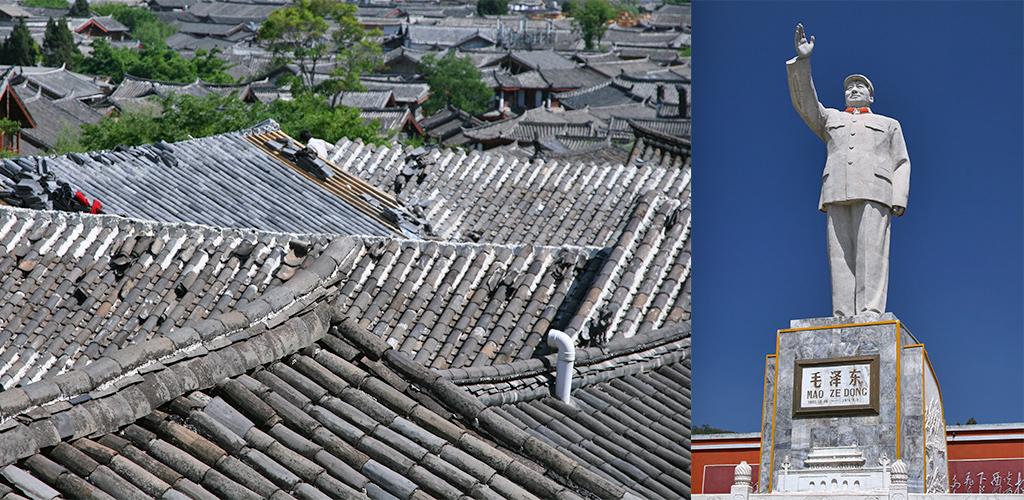 Terug in Lijiang