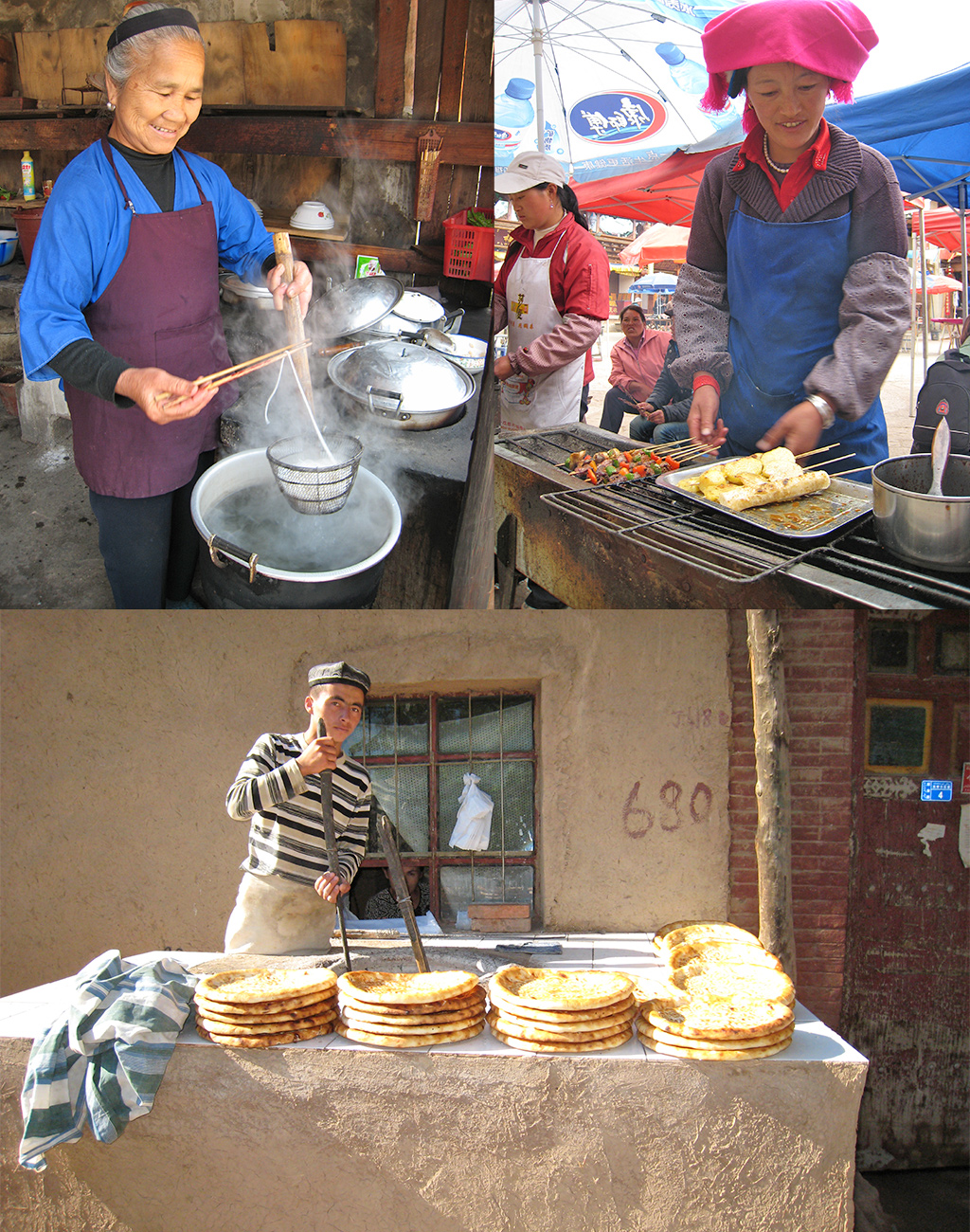tips voor China - streetfood