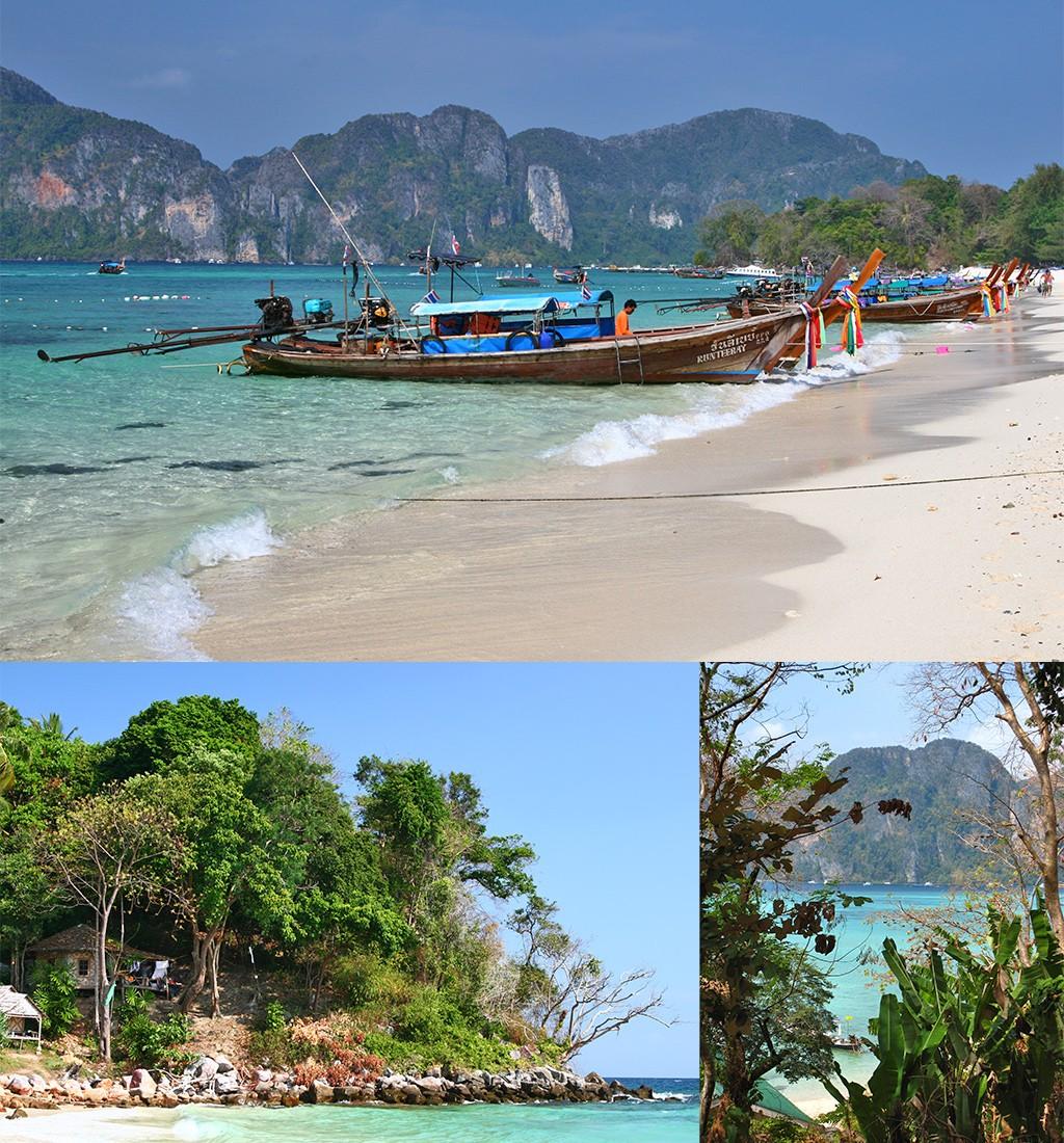 tropische honeymoon Thailand - Koh Phi Phi