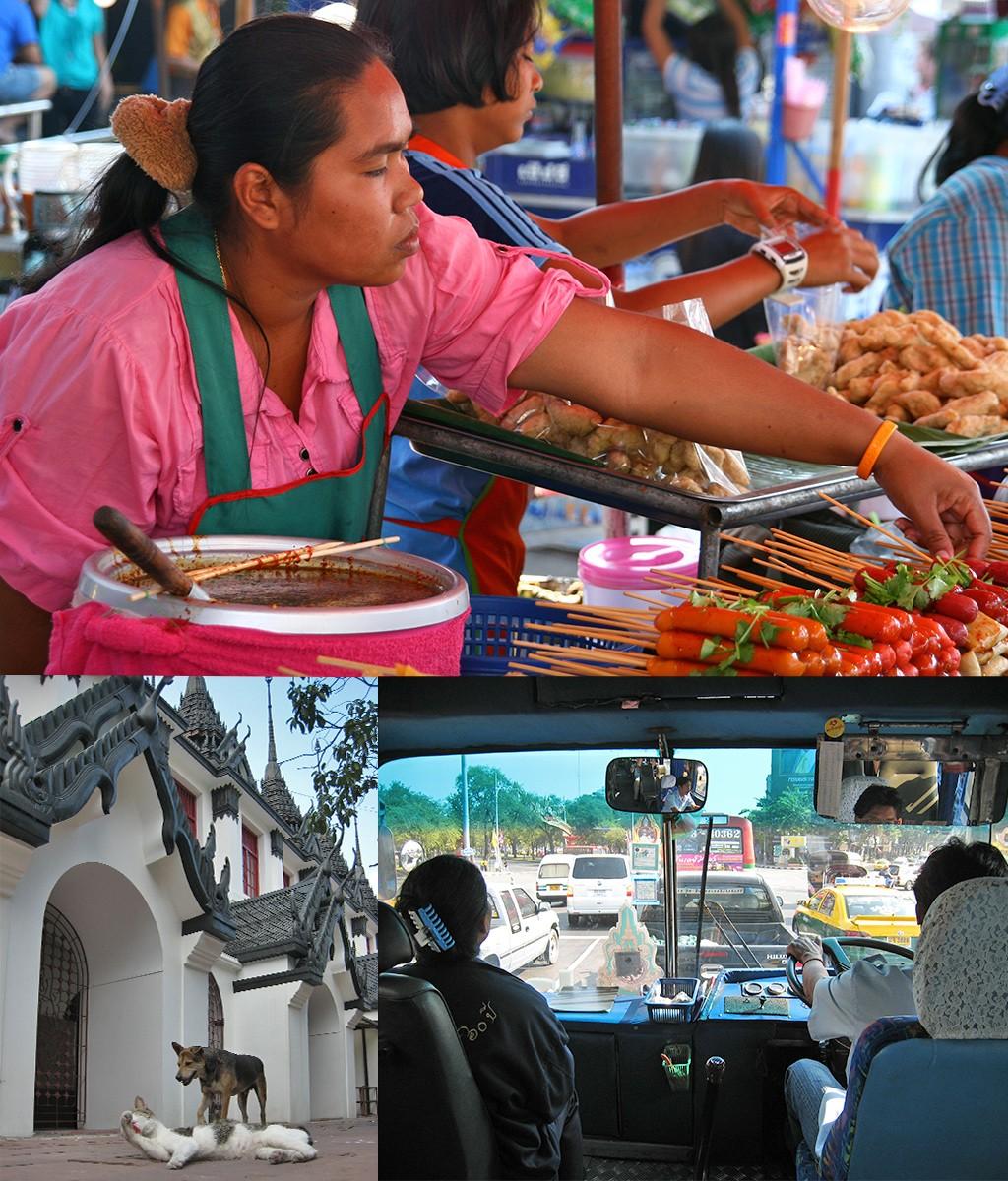 tropische honeymoon Thailand vanaf Bangkok