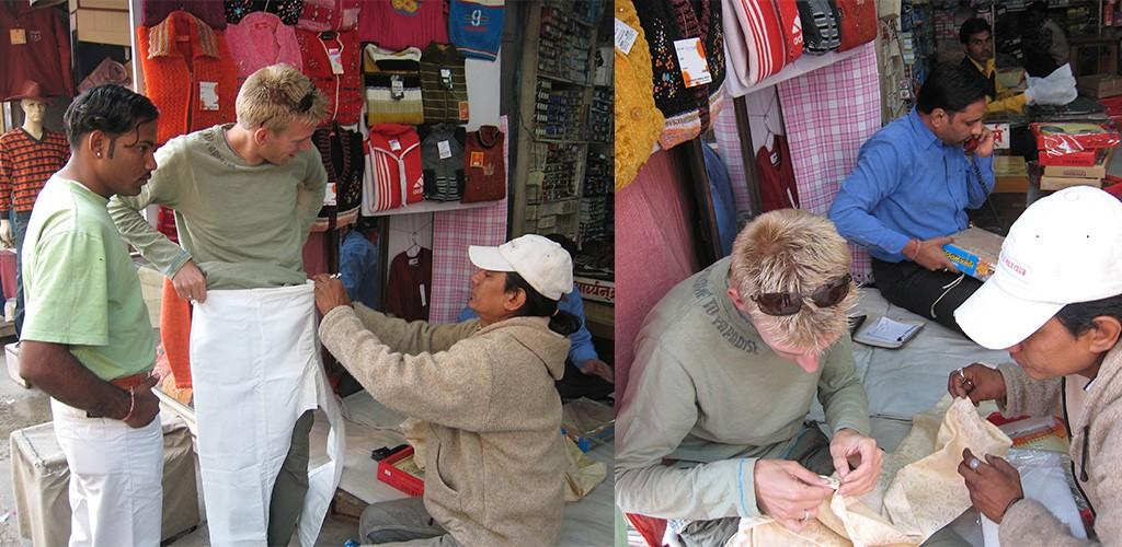 trouwkleding kopen in India