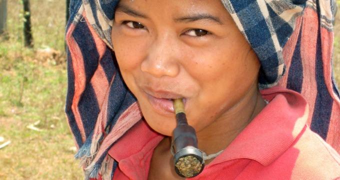 Zuid Laos rondom Bolaven Plateau