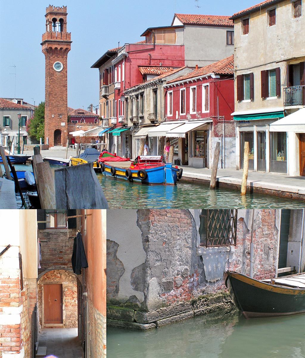 Uitstapjes omgeving Venetië-Murano
