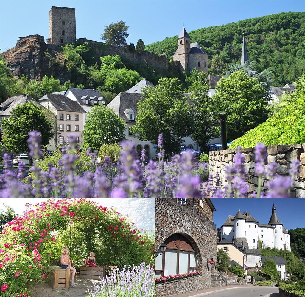 vakantie Luxemburg - sfeervolle stadjes