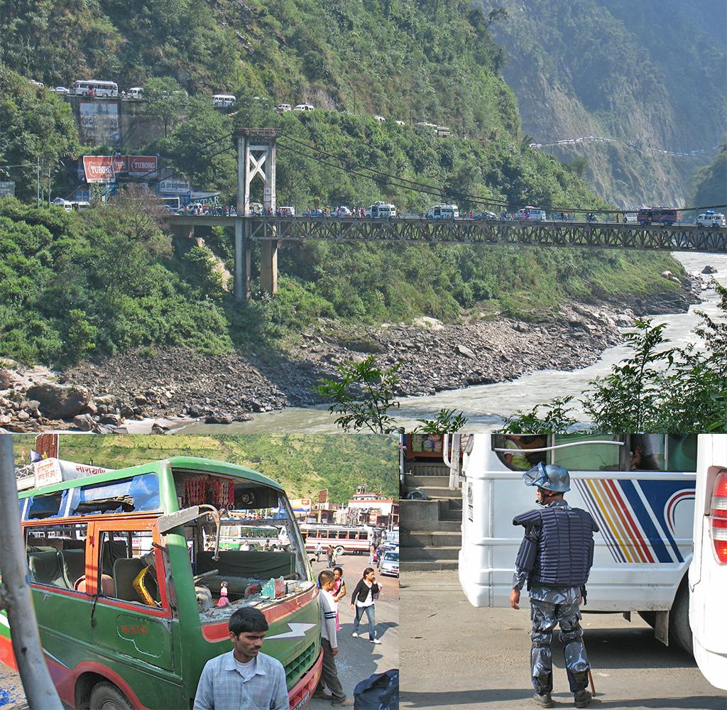 van Pokhara naar Chitwan National Park