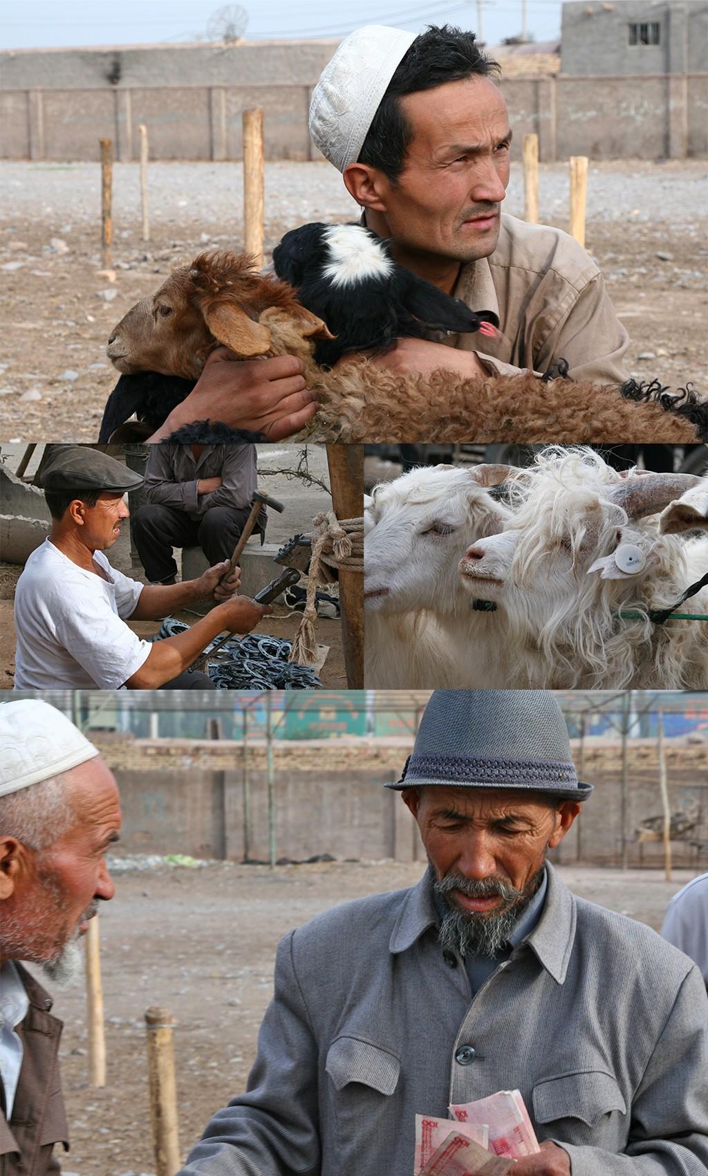 veemarkt Kashgar