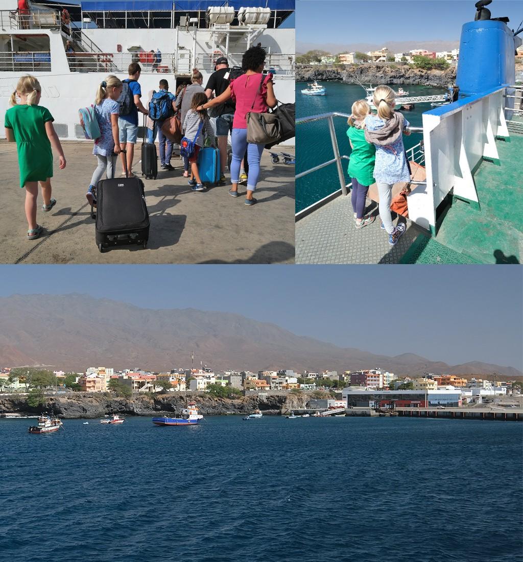 veerboten op Kaapverdië niet duur
