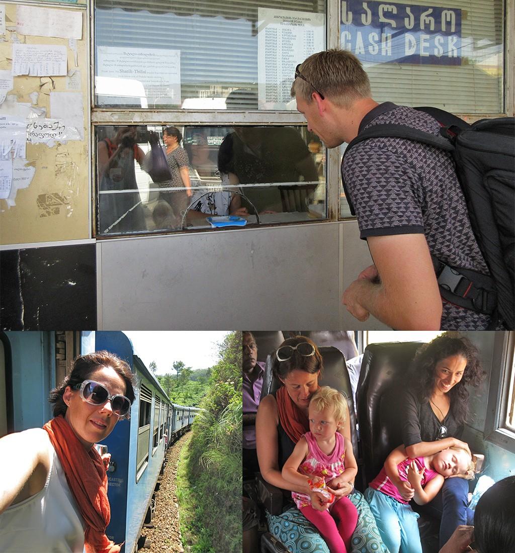 verantwoord reizen - openbaar vervoer
