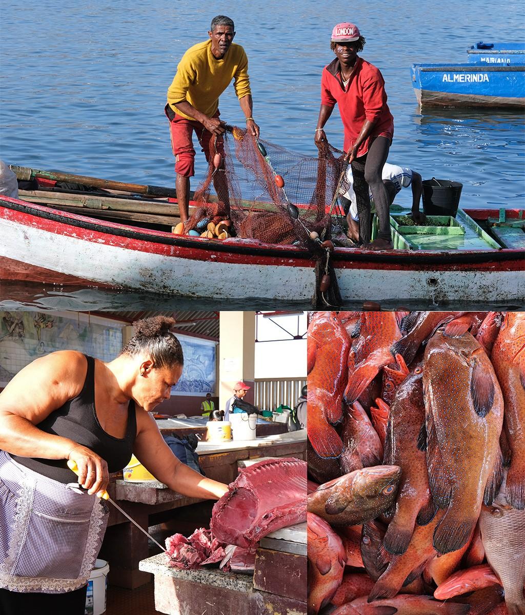 vismarkt Mindelo