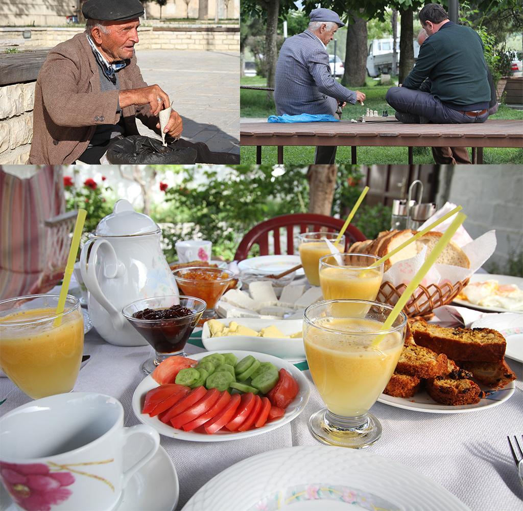 vriendelijke Albanezen en heerlijk eten
