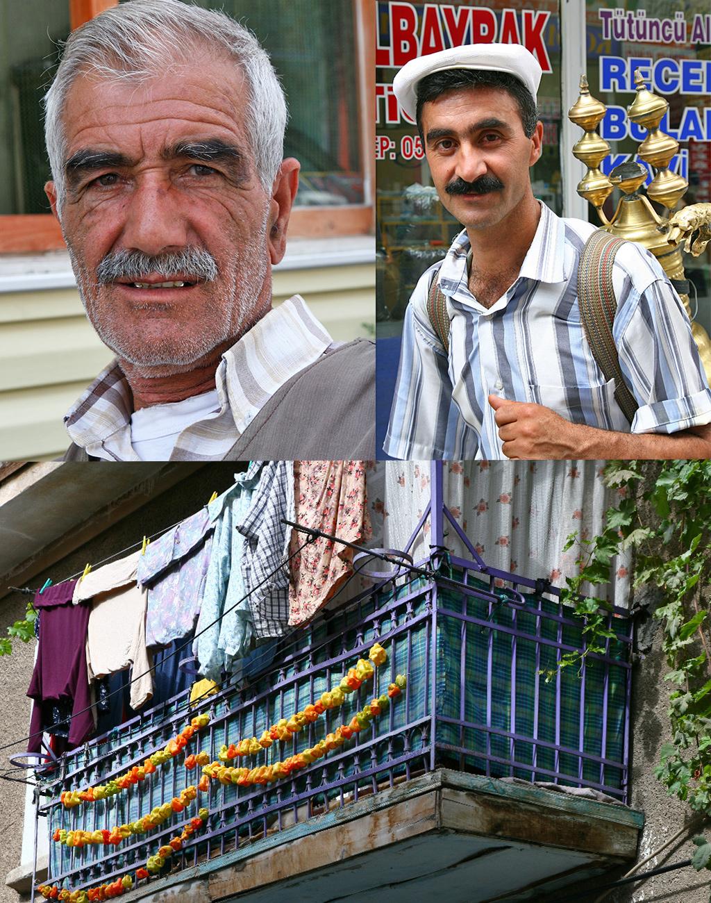 vriendelijke ontvangst in Malatya