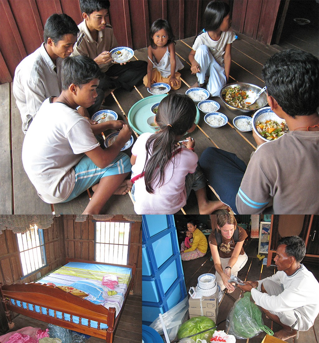 vrijwilligerswerk Cambodja Phnom Penh