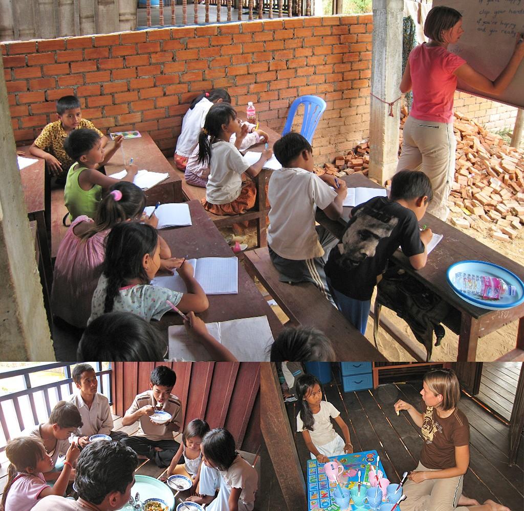 vrijwilligerswerk Cambodja effect