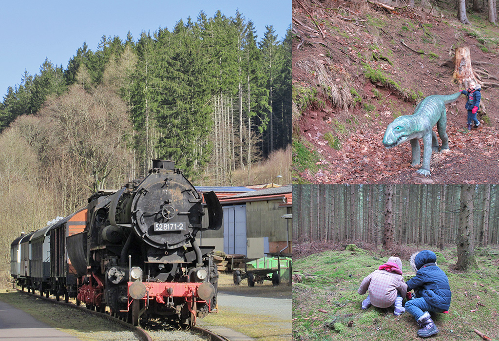 wandelen en ontdekken in Thüringer Wald