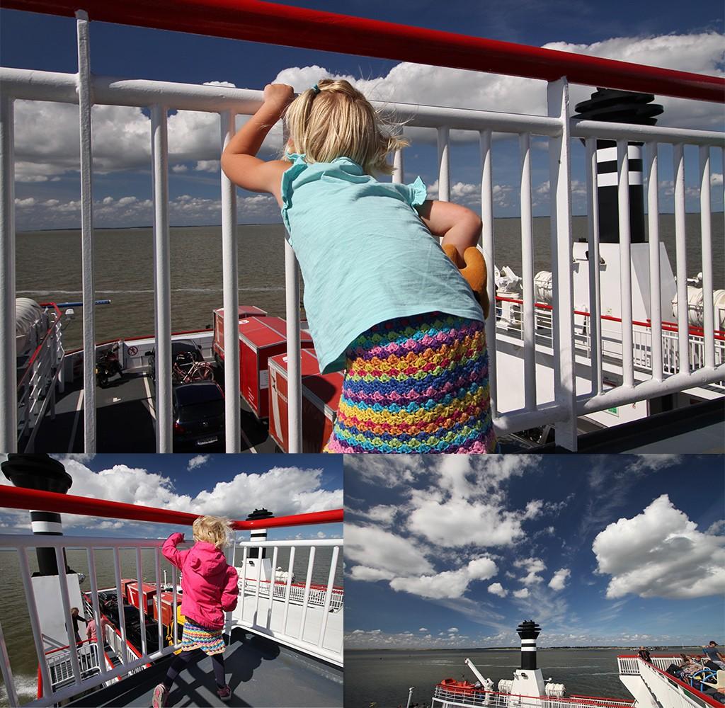 weekend Ameland boot