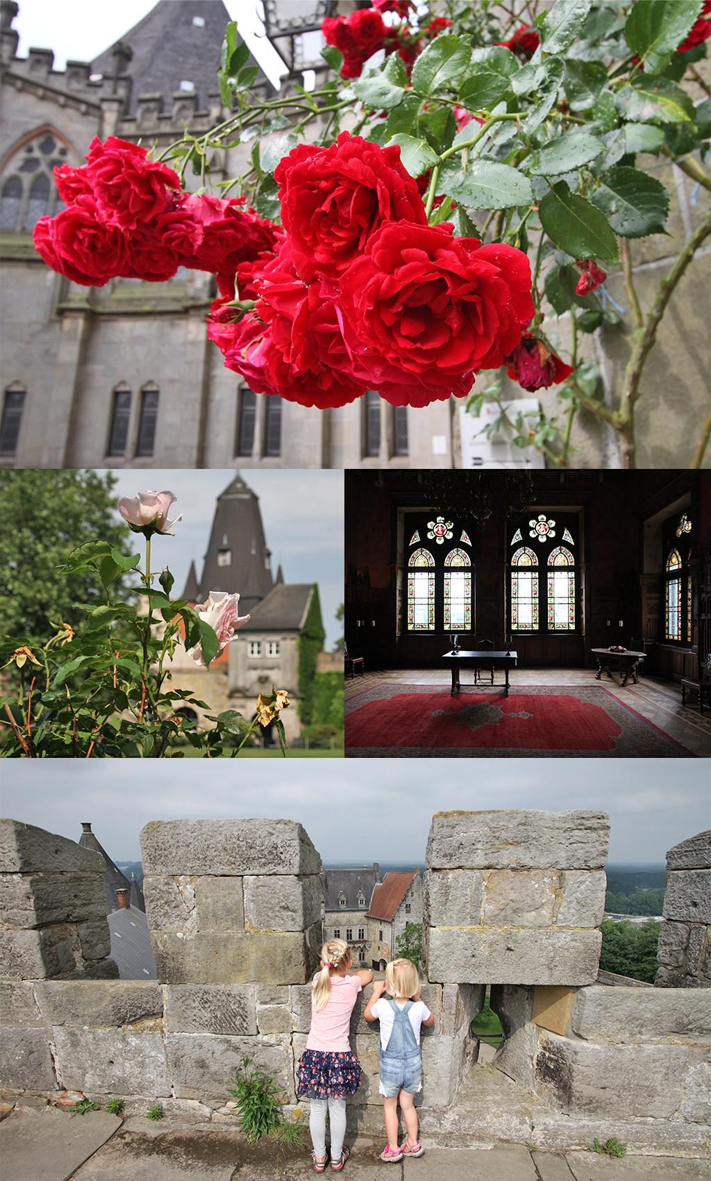 weekend kasteel Bad Bentheim