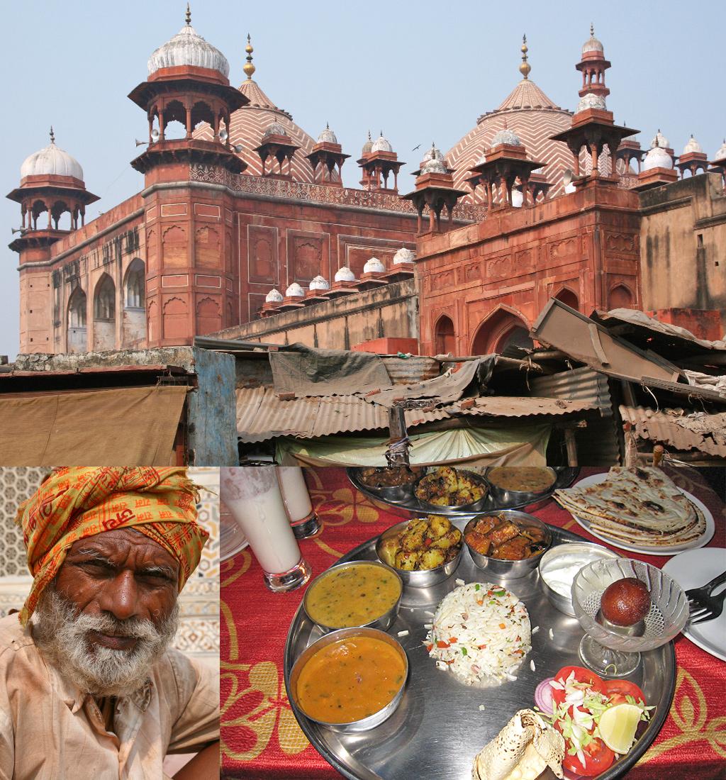 welkom in Agra