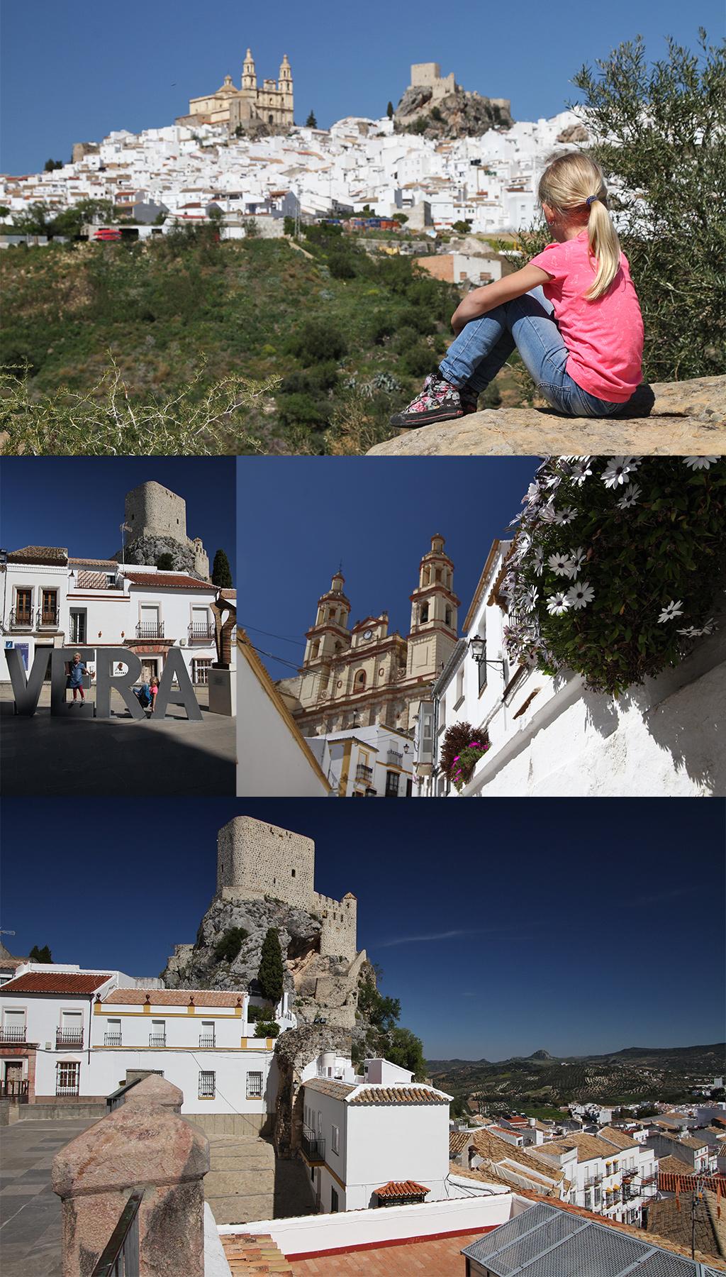 witte dorpjes van Andalusië - Olvera