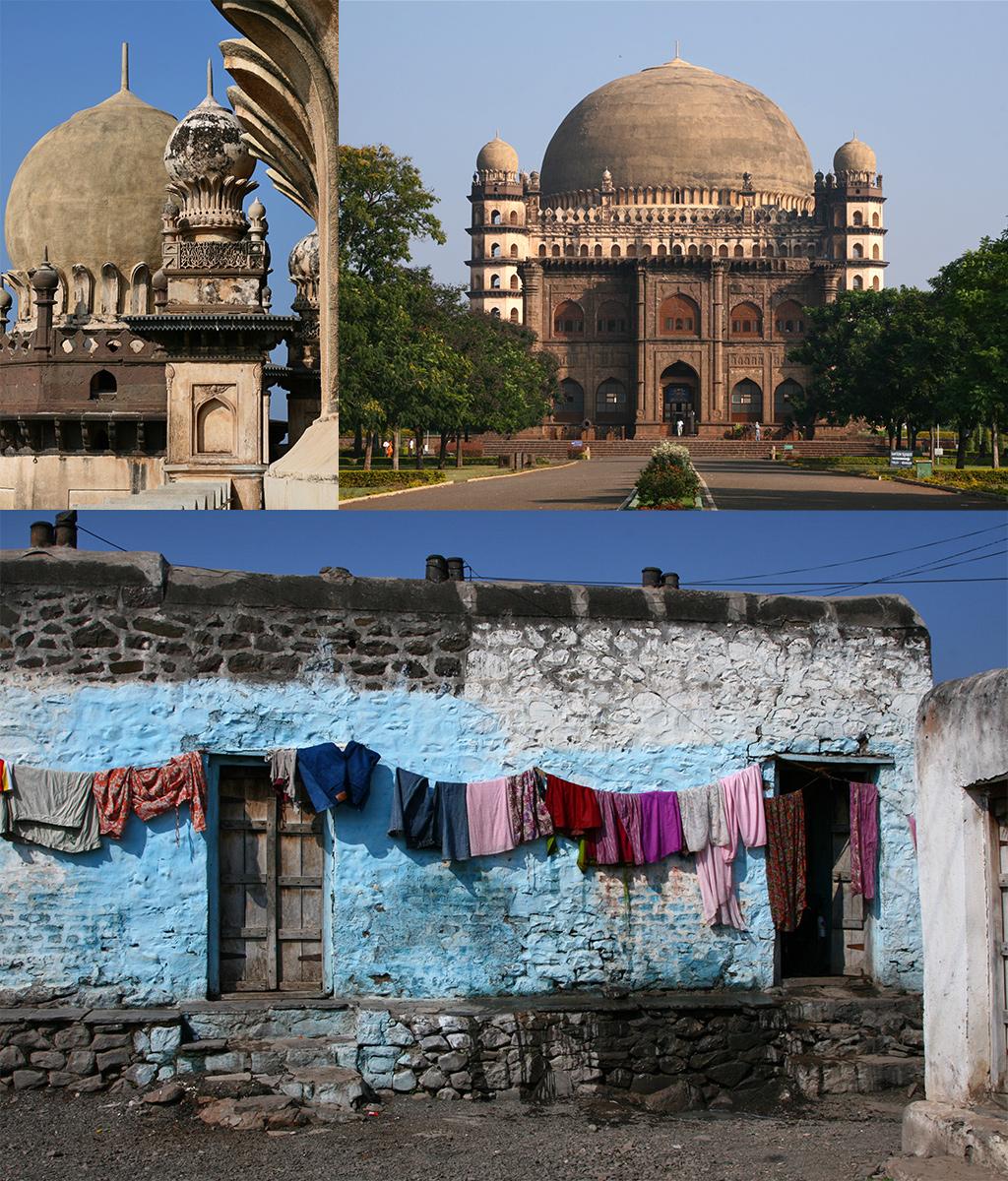 zien en doen in Karnataka - Bijapur