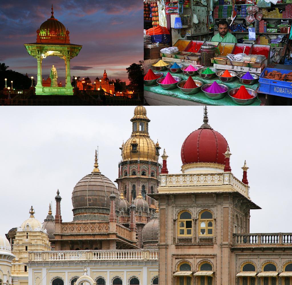 zien en doen in Karnataka - Mysore