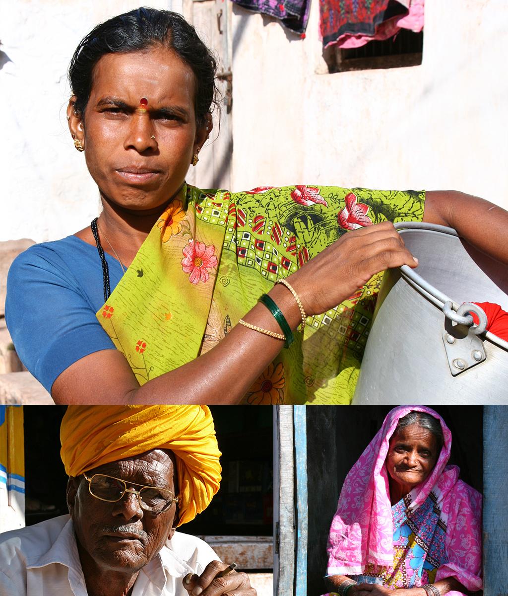 zien en doen in Karnataka - vriendelijke bevolking